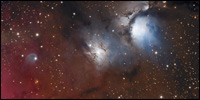 M78 Reflection Nebula